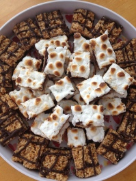 Samoa Brownie Bars and Give me S'more Bars